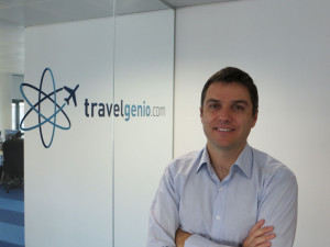 Mariano Pelizzari - Travelgenio - Travel2be